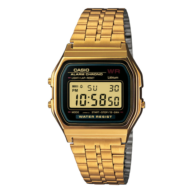 casio watch a159wgea-1df urban attitude
