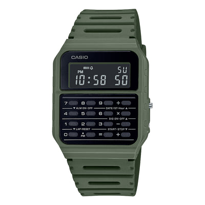casio watch ca53wf-3b urban attitude