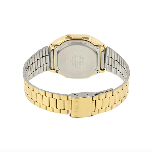 Casio Watch Gold Illuminator Urban Attitude