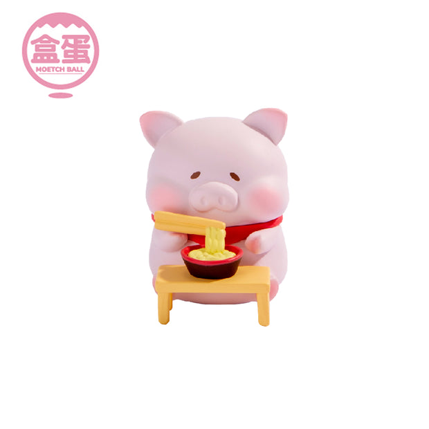 coco pig naughty moetch ball blind box urban attitude