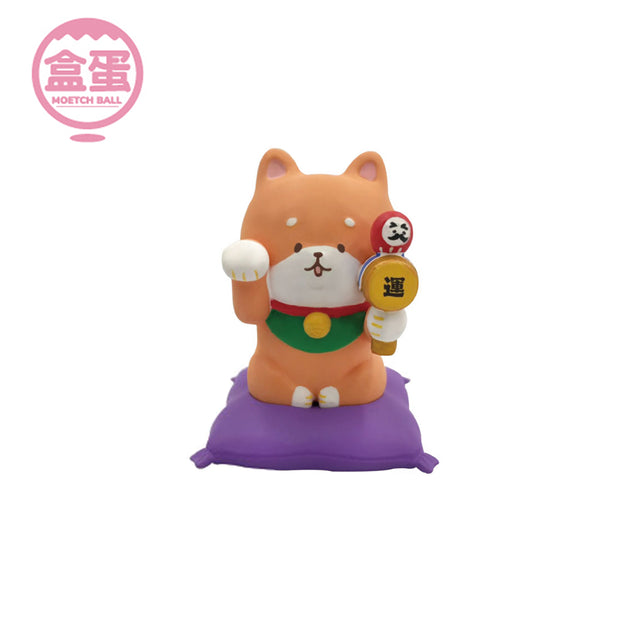 fortune animals moetch ball blind box urban attitude