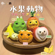fruit animals moetch ball blind box urban attitude