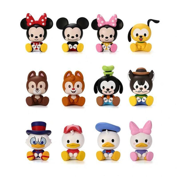 Pop Mart Mickey Family Blind Box Sitting Baby Series 1