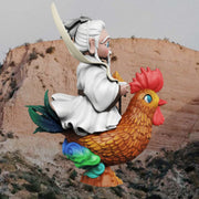 mighty jaxx chicken fairy by tik ka from east urban attitude