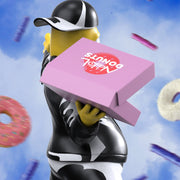 mighty jaxx donut bomber by ndikol urban attitude