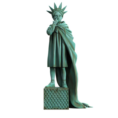 mighty jaxx liberty girl by brandalised freedom edition urban attitude