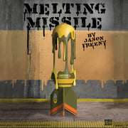 Mighty Jaxx Melting Missile by Jason Freeny Poster Urban Attitude