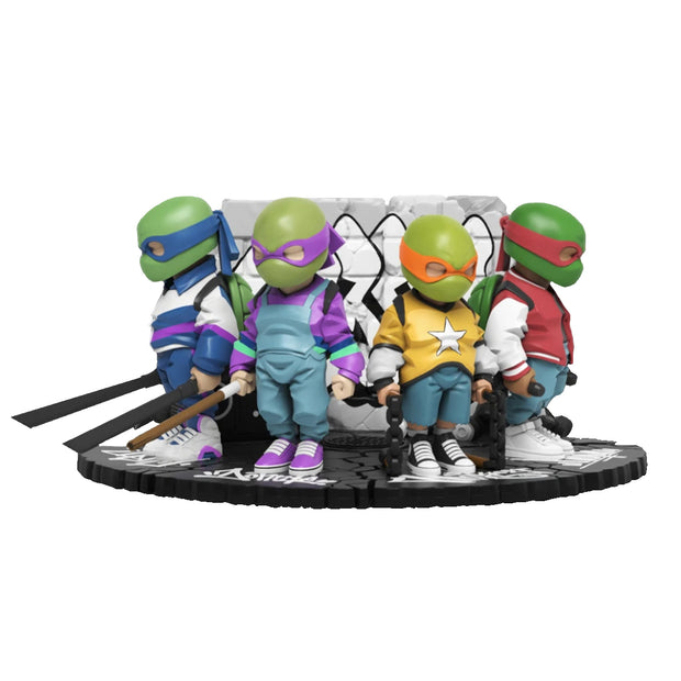 mighty jaxx tmnt by danil yad urban attitude