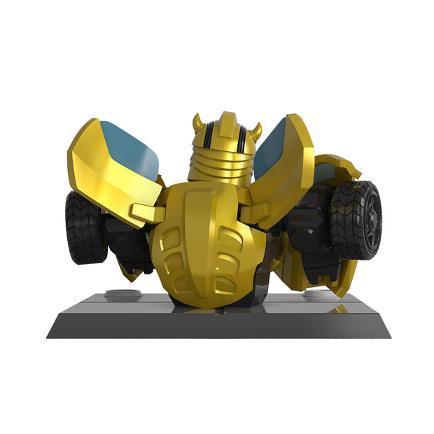 mighty jaxx transformers quiccs bumblebee back urban attitude