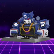 mighty jaxx transformers quiccs soundwave urban attitude