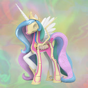 mighty jaxx xxray plus princess celestia background urban attitude
