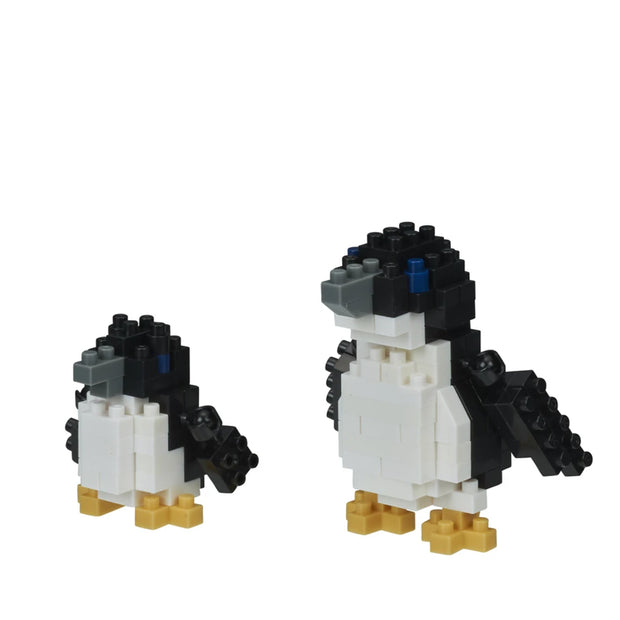 nanoblock fairy penguins urban attitude