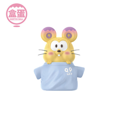 pipi mouse series primary moetch ball blind box urban attitude