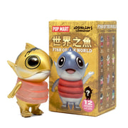 pop mart blind box chino lam fish of the world urban attitude