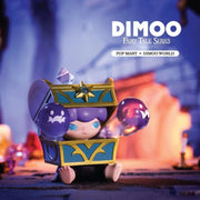 pop mart blind box dimoo fairy tale urban attitude