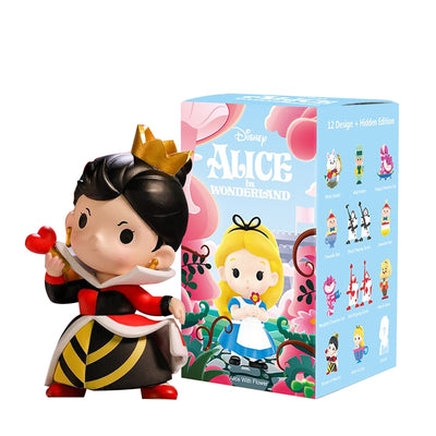 pop mart blind box disney alice in wonderland urban attitude