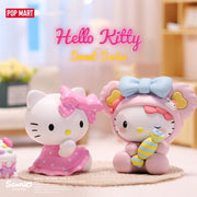 pop mart blind box hello kitty sweet urban attitude