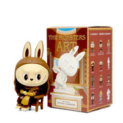 pop mart blind box labubu art series urban attitude
