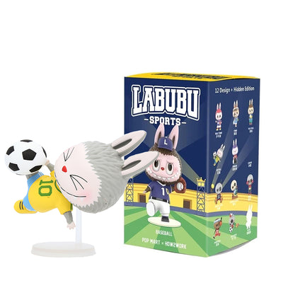 pop mart blind box labubu sports urban attitude
