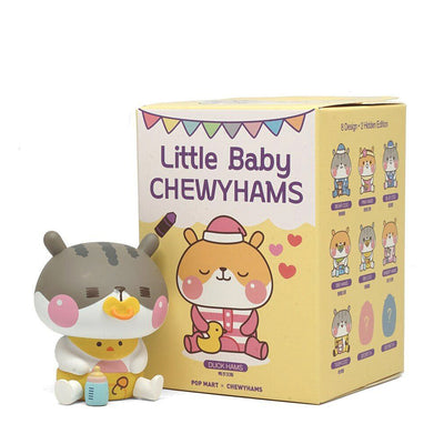 pop mart blind box little baby chewyhams urban attitude
