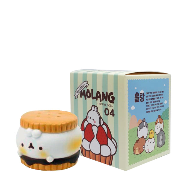 pop mart blind box molang series 4 sweets urban attitude