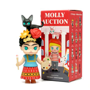 pop mart blind box molly auction urban attitude