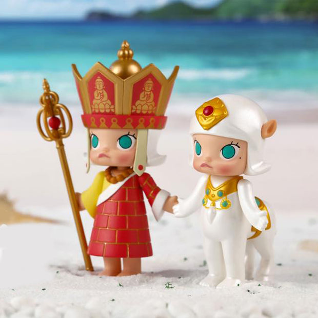 pop mart blind box molly journey to the west urban attitude