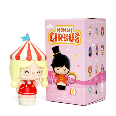 pop mart blind box momiji circus urban attitude