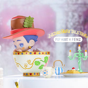 pop mart blind box nezhas fairy tale tour urban attitude