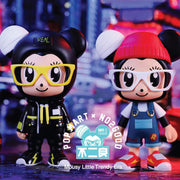 pop mart blind box stay real mousy little urban attitude
