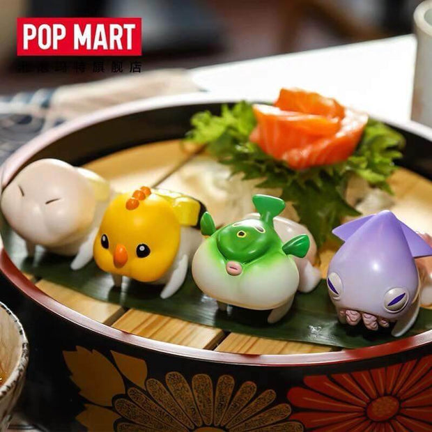 Pop Mart x Chino Lam Workshop Blind Box Baby Sushi Series