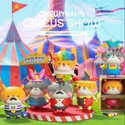 Pop Mart Chewyhams Blind Box Circus Show Series