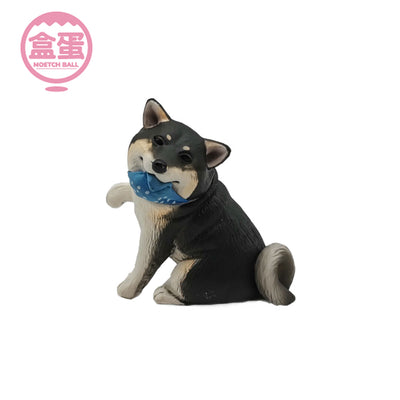 scarf doggie primary moetch ball blind box urban attitude