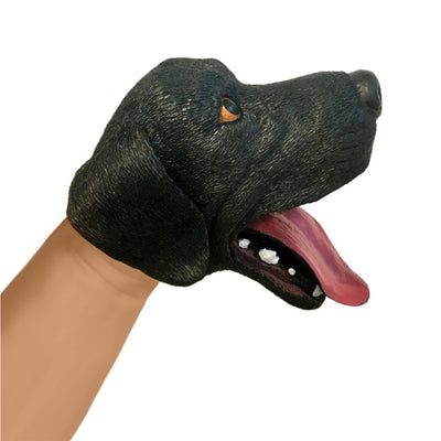 Schylling Dog Hand Puppets Assorted Urban Attitude