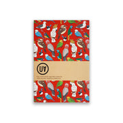 Softcover Notebook Birds Urban Attitude