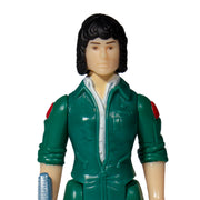 super7 alien reaction figure wave 3 ripley with jonesy blue card close up urban attitude