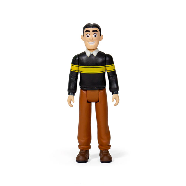 Super7 Archie ReAction Figure - Reggie Only Urban Attitude