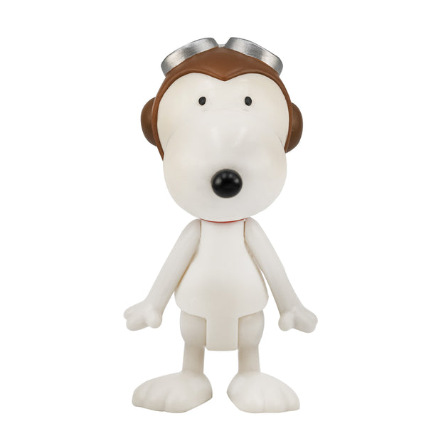 Super7 Peanuts ReAction Figure Wave 2 - Snoopy Flying Ace Urban Attitude