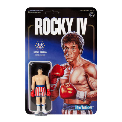 Super7 Rocky Reaction Figure Urban Attitude