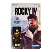 Super7 Rocky Reaction Figure Winter Training Urban Attitude