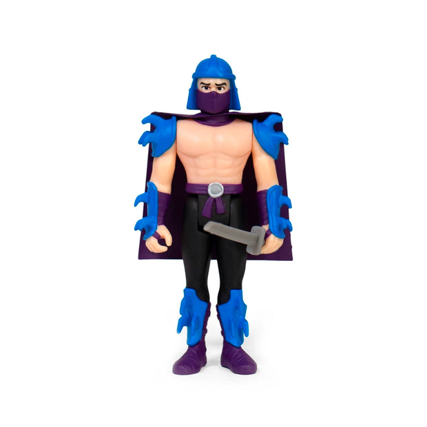 Super7 Teenage Mutant Ninja Turtles ReAction Figure Only - Shredder Urban Attitude