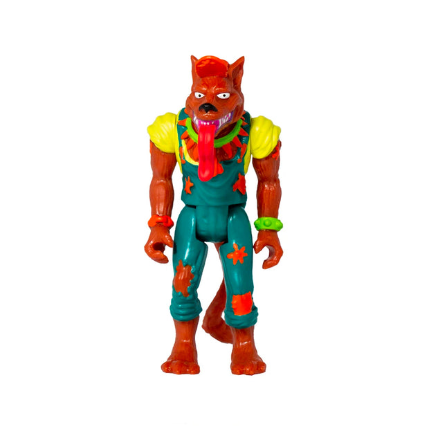 Super7 Toxic Crusaders ReAction Figure Only  - Junkyard Urban Attitude