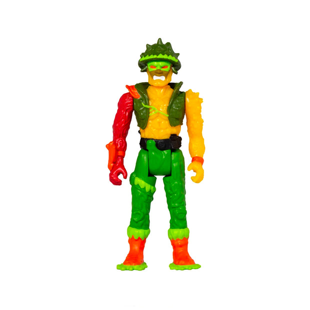 Super7 Toxic Crusaders ReAction Figure Only - Major Disaster Urban Attitude