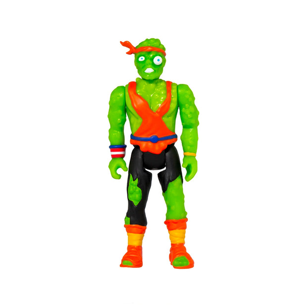 Super7 Toxic Crusaders ReAction Figure Only - Toxie Urban Attitude