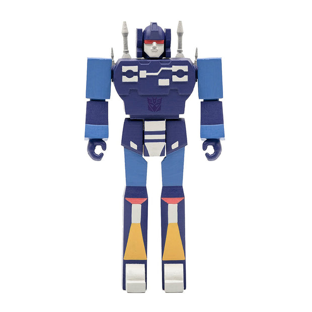 Super7 Transformers ReAction Figure - Rumble Urban Attitude