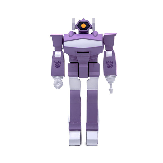 super7 transformers reaction figure wave 2 shockwave urban attitude