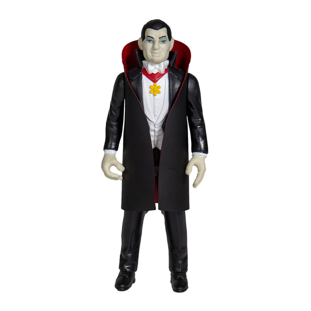 Super7 Universal Monsters ReAction Figure - Dracula Urban Attitude