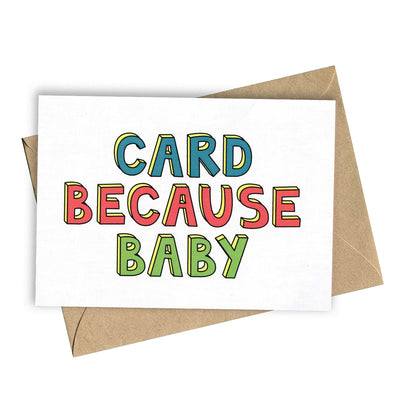 things by bean card because baby urban attitude