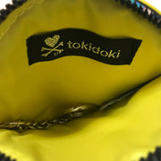 tokidoki round coin purse yellow kailju urban attitude