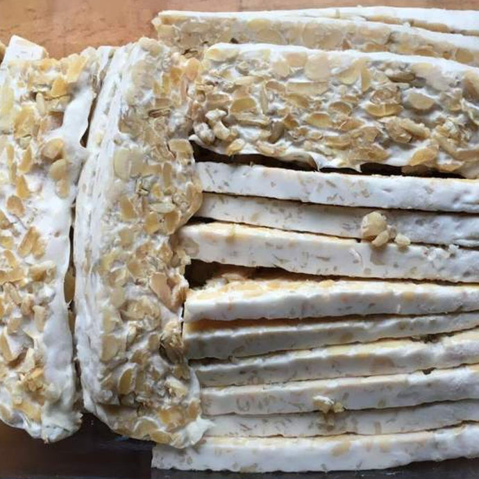 Make freshly fermented tempeh yourself - recipe and production